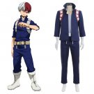 My Hero Academia Boku no Hero Akademia Shoto Todoroki Cosplay Costume Men's Costume