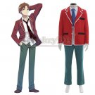 Anime Classroom of The Elite Ayanokouji Kiyotaka Cosplay Costume Men's Costume For Party