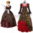 Umineko No Nakukoroni Beatrice Dress Cosplay Costume Women's Cosplay Dress For Party
