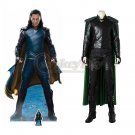 Cosplaydiy THOR 3 Ragnarok Loki Cosplay Costume Men's costume For Halloween/Party