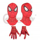 Cosplaydiy Marvel Comics Spider Man Kids Mask&Gloves Cosplay For Halloween/Party