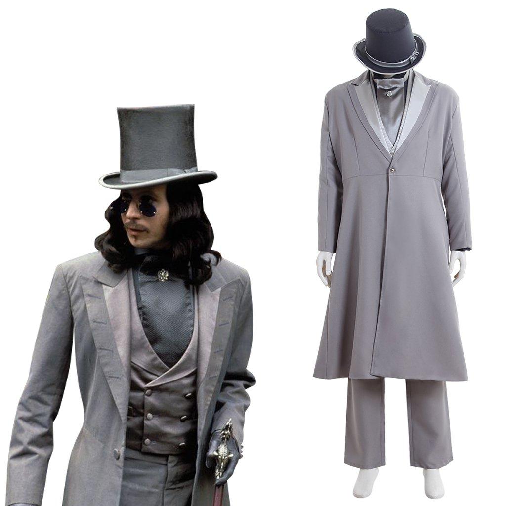 Elegant gothic aristocrat fashion 57
