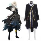 Fate Apocrypha Lancer of Black Vlad III Cosplay Costume Men's Halloween Party Costume
