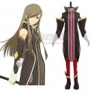 Custom Made Tales of The Abyss Tear Grants Cosplay Costume Women's Cosplay Dress