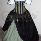 CosplayDiy Women Renaissance Dress Ladies Cosplay Costume For Halloween Party