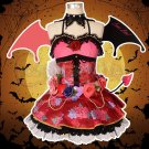 LoveLive Devil Awakening Minami Kotori Cos Dress Cosplay Costume Halloween Party Costume