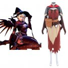 CosplayDiy Game Overwatch Mercy Angela Ziegler  Halloween Skin Cosplay Costume