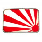 Rising Sun Body Rage Heavy NOS Belt Buckle
