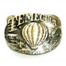 Temecula Wine Balloon Festival Award Design Brass Belt Buckle
