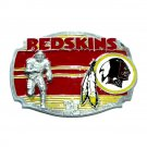 Redskins Official NFL GAP Pewter Belt Buckle