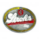 Vintage Strohs Beer Buckle Bakery Belt Buckle
