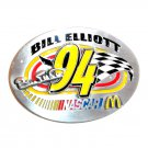 Nascar Bill Elliott 94 McDonalds Great American Products Belt Buckle