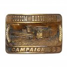 International Custom Harvesters Bergamot Belt Buckle