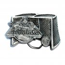 New York Islanders NHL 1995 Great American Pewter Belt Buckle