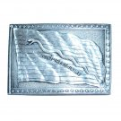 Dont Tread On Me Bergamot American Pewter US Belt Buckle