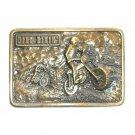 Dirt Bikin' Vintage Bergamot Brass Works US Belt Buckle