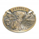 Grand Canyon Arizona Vintage Bergamot Brass Works US Belt Buckle