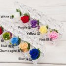 Eternal Life Flowers, Preserved Flowers Rose birthday Wedding Easter gift