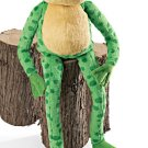 GUND FARLEY STUFFED ANIMAL PLUSH FROG NEW WITH TAGS RETIRED