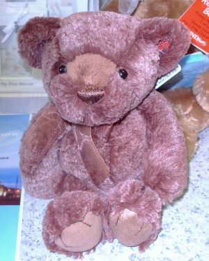 YORRICK NEW GUND PLUSH STUFFED ANIMAL BEAR SPECIALLY TAGGED PREMIER EDITION RETIRED