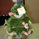 GUND CHRISTMAS TREE COUNTDOWN TO XMAS ROTATES MUSICAL LIGHT UP NEW WITH ORIGINAL TAGS RETIRED