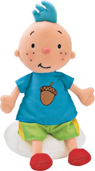 PINKY DINKY DOO TYLER STUFFED PLUSH DOLL NEW GUND AS SEEN ON NOGGIN TV
