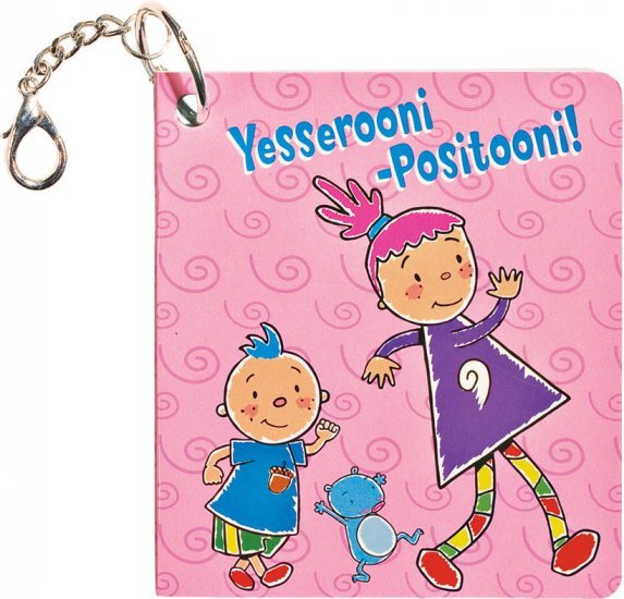 PINKY DINKY DOO NOTEBOOK AND CLIP POPULAR NOGGIN KIDS CHILDRENS TV CHARACTER NEW GUND
