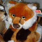 GUND JEEPERS PEEPERS REDFORD FOX PLUSH STUFFED ANIMAL NEW WITH ORIGINAL TAGS