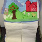 DIAPER STACKER BARNYARD THEME GANZ NEW BABY NURSERY DECOR NEW WITH TAGS
