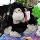TOY GORILLA LENNY PLUSH STUFFED ANIMAL NEW WITH TAGS GANZ