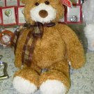 GUND KIOSHI STUFFED PLUSH ANIMAL BEAR NAMED KIOSHI 10 INCH NEW WITH ORIGINAL TAGS RETIRED BEAR