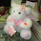 ANGEL BEAR PLAYS NURSERY RHYMES MOVES WINGS HEAD AND ARMS NEW WITH TAGS GANZ PLUSH STUFFED ANIMAL