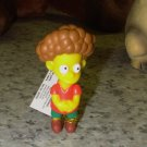 TODD FLANDERS PVC FIGURINE HOMER SIMPSON TV CHARACTER NEW WITH TAGS