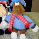GUND DOWN ON THE FARM OATS STUFFED PLUSH ANIMAL HORSE RETIRED GUND NEW WITH ORIGINAL TAGS