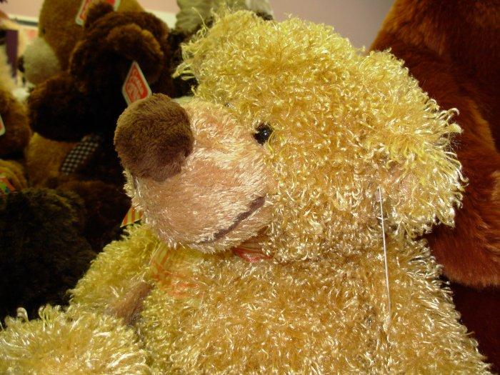 GUND BOBBIDI PLUSH STUFFED ANIMAL BEAR NEW WITH TAGS RETIRED GUND
