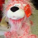 LENNY SINGS BAD CASE OF LOVING YOU GREAT VALENTINE GIFT PLUSH STUFFED ANIMAL LION GUND NEW