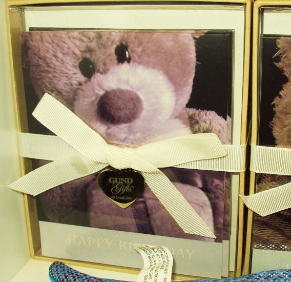 NOTE CARDS GUND TODAY AND ALWAYS 12 ASSORTED CARDS AND ENVELOPES NEW