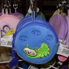 COIN PURSE BUMBLE BUGS BLUE NEW GANZ KIDS ADULTS KEY CLIPS