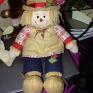 DOLL RETIRED RAGDOLL HARVEST FRIENDS GUND 2004 NEW WITH ORIGINAL TAGS