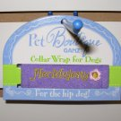 COLLAR WRAP SMALL SAYS HER MAJESTY BY PET BOUTIQUE FOR DOGS OR CATS NEW GANZ FURBABIES ACCESSORIES