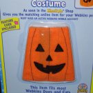 WEBKINZ PUMPKIN COSTUME NEW SEALED IN PACKAGE GANZ