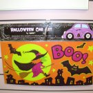 HALLOWEEN CAR ART VINYL MAGNETS REMOVEABLE TO DECORATE YOUR CAR NEW GANZ WITCHES BATS MORE