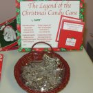 CHRISTMAS CANDY CANE POCKET TOKEN THE LEGEND OF THE CHRISTMAS CANDY CANE HOLIDAY NEW GANZ