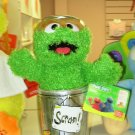 GUND SESAME STREET OSCAR THE GROUCH NEW WITH ORIGINAL TAGS GUND PLUSH STUFFED