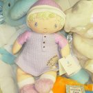 GUND NIGHTY NIGHT DOLL RHILYN SOFT PLUSH MACHINE WASHABLE DOLL FOR BABY NEW WITH TAGS