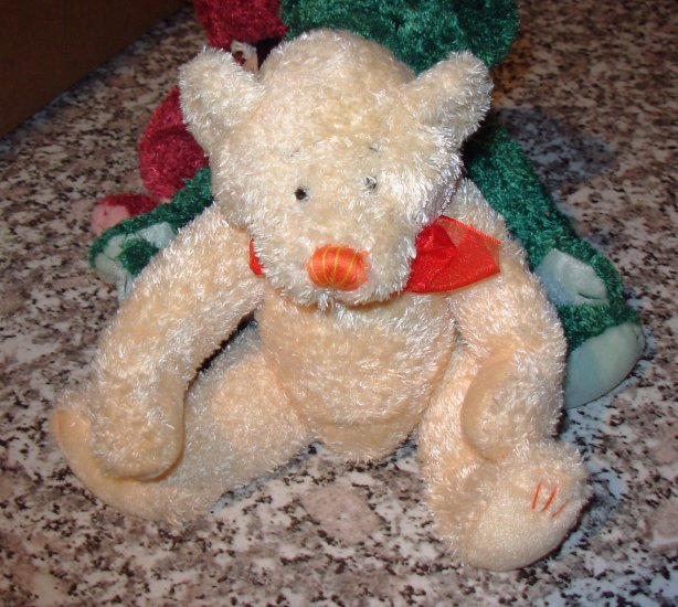 BED BUDDIES TEDDYBEAR RANGO PLUSH STUFFED ANIMAL NEW GANZ 2000 RETREAT AROMATHERAPY RETIRED