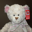 TEDDY BEAR TEDDYBEAR ELLIE NEW PLUSH STUFFED ANIMAL TOY GANZ