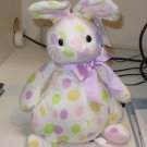 EGGSTELLA  BUNNY RABBIT STUFFED PLUSH ANIMAL EASTER NEW GANZ TOY