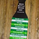 IRISH SAYINGS BEER BOTTLE BANDS NEW GANZ HOLIDAY ANY OCCASION FUN GIFT