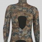 WETSUITS Outfit Hybrid CAMO XXLARGE 5mm lining/Shaved